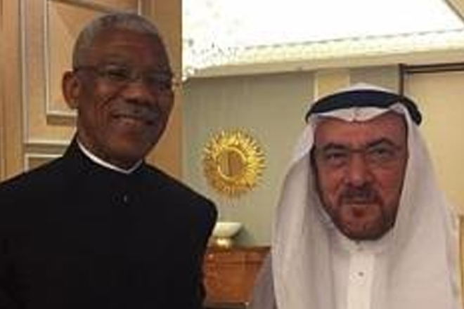 Guyana president likely to participate in Islamic summit
