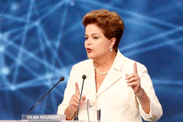 Brazilian President congratulated on re-election victory