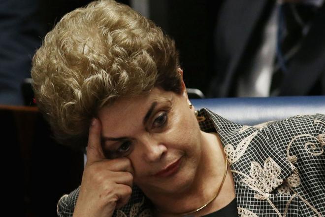 Brazil President Dilma Rousseff impeached by Senate