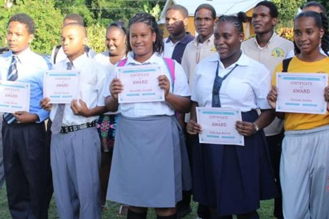 Fourteen get scholarships from Canada-based foundation