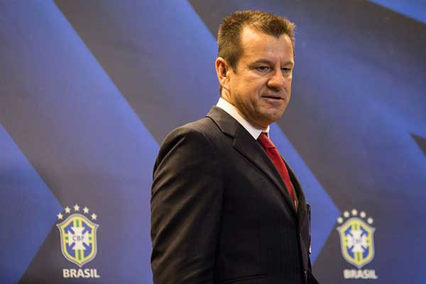 Brazil appoints Dunga as new coach after World Cup horror show