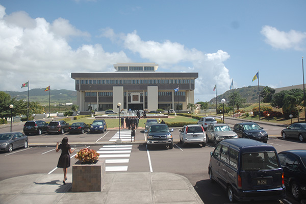 ECCB reports public sector debt and consumer prices fell in St. Kitts and Nevis