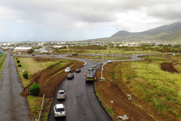 St. Kitts road projects to result in efficient and safe transportation system