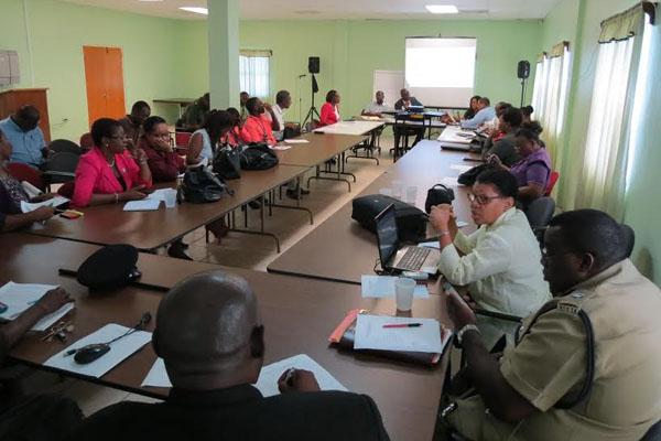 Ebola Readiness Working Group Established