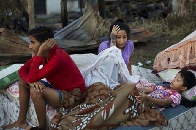 Ecuador earthquake: Aid agencies step up efforts