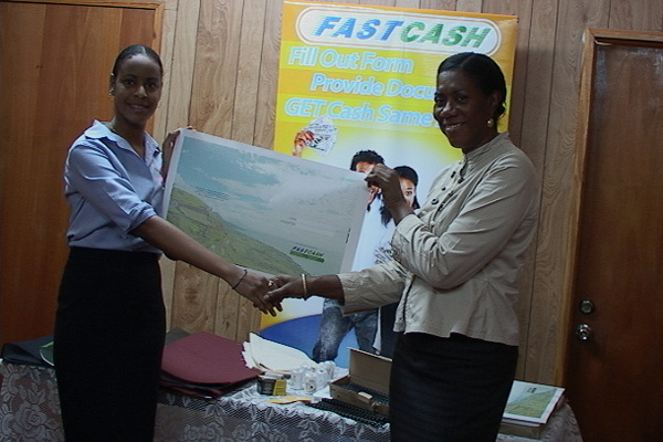 """Fast cash has self programme """"Covered"""""""