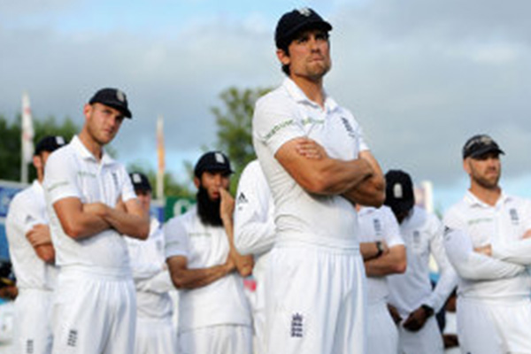 England tumble to fifth in Test rankings
