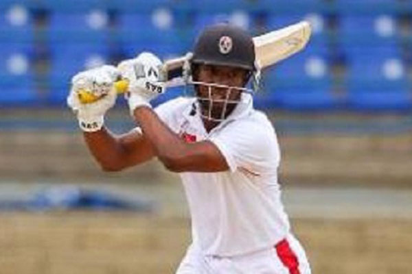 T&T 81-4 at lunch chasing Windwards' 248