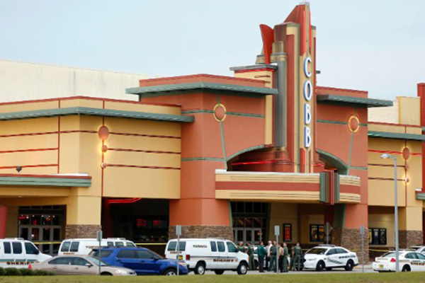 Dad's texting to daughter sparks argument, fatal shooting in movie theatre