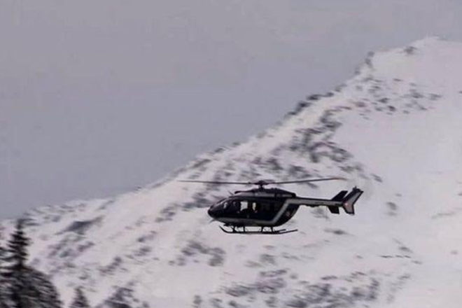 French Foreign Legionnaires killed in Alps avalanche