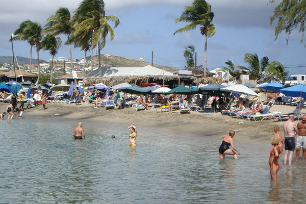 PM Douglas lauds Frigate Bay bar owner for saving child from drowning