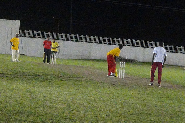 Spanish youngster makes cricketing history on Nevis