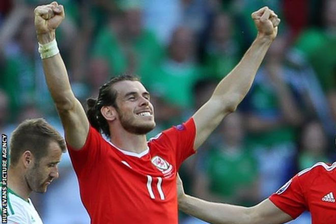 Euro 2016: Wales at 'another level' for Belgium, says Gareth Bale