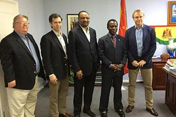 American investors eying Grenada's energy sector