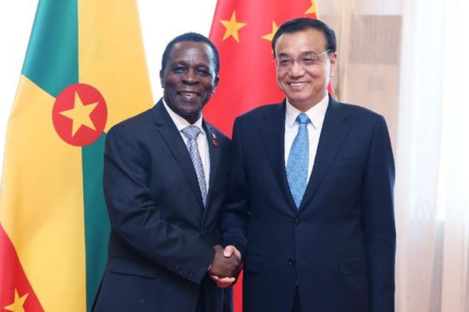 Grenada and China moving forward with air services agreement