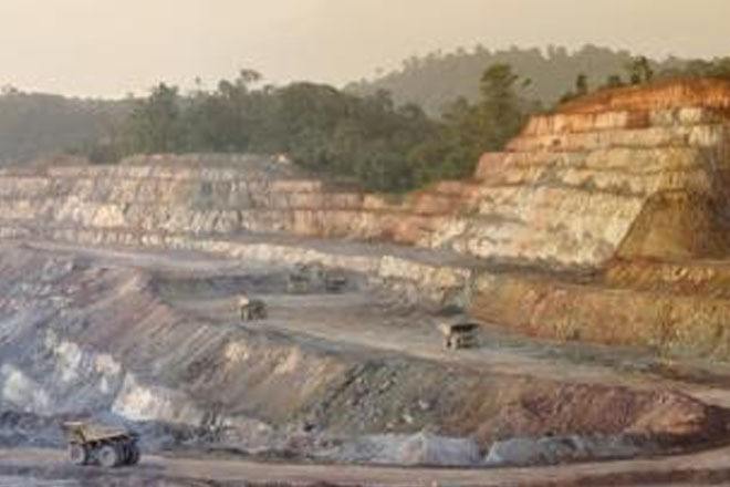 Workers Shut Down Suriname Gold Mine