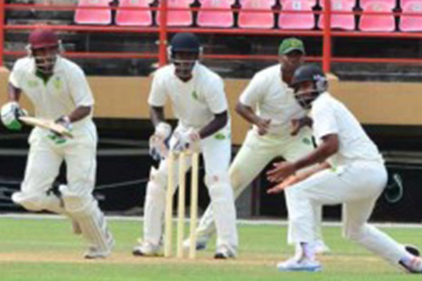 Guyana, Windwards play out exciting draw