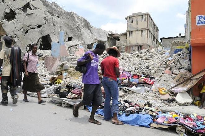 International community urged to support Haiti as it marks earthquake anniversary