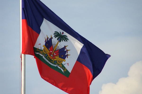 Haitian protesters rally to mark ouster of ex-leader