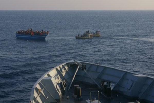 Bahamas detains 132 Haitian migrants at sea