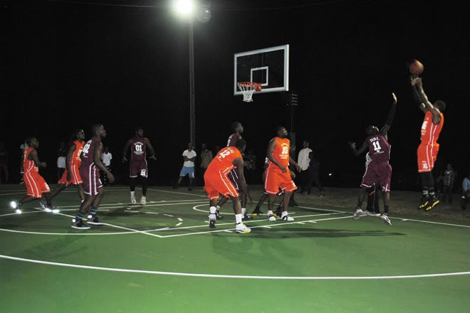 Harris Basketball League 2015: Defending champions Strivers win first game