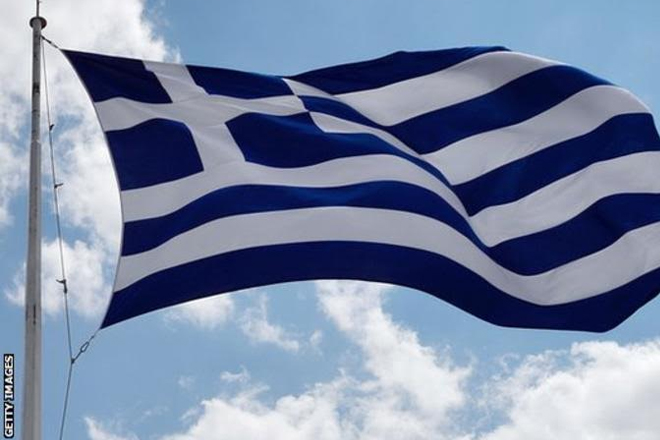 Greek athlete expelled after failed drugs test