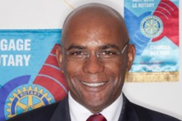 St. Kitts and Nevis Hosts Rotary District 7030's Governor