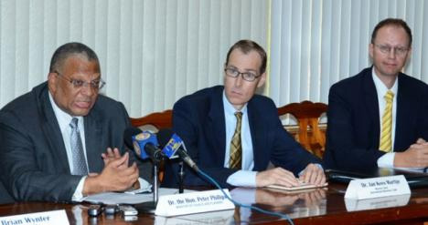 Jamaica remains on course for IMF drawdown