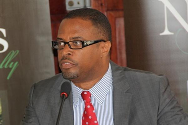 Deputy Premier of Nevis in Canada