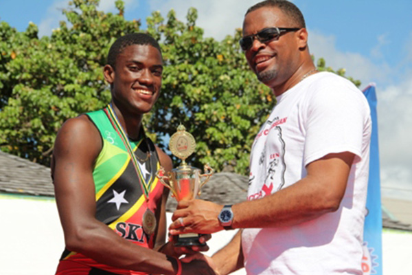 Young Nevis triathlete makes top four in first MaccaX Nevis International Triathlon