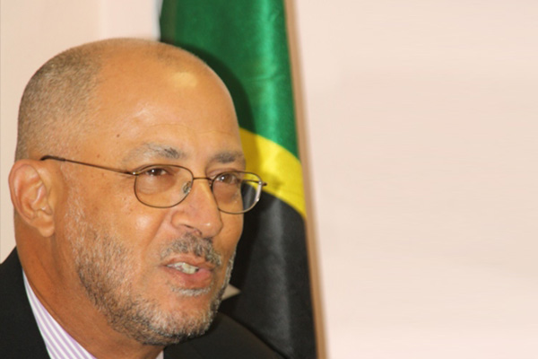 Hon. Richard Skerritt Opens Consumer Awareness Week