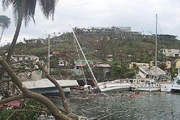 Grenada remembers Ivan ten years on