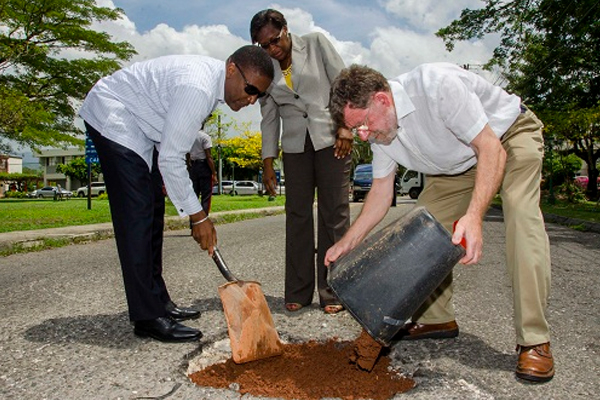Jamaica red mud innovation to reduce road repair costs