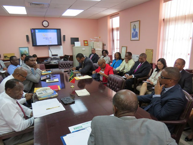IMF says the economic recovery in St. Kitts and Nevis has gathered momentum
