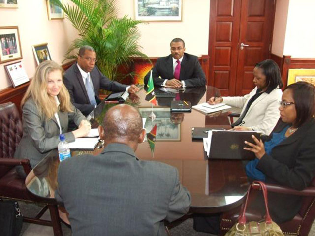 """IMF: Fiscal Situation in St. Kitts-Nevis """"Dramatically Improved"""""""