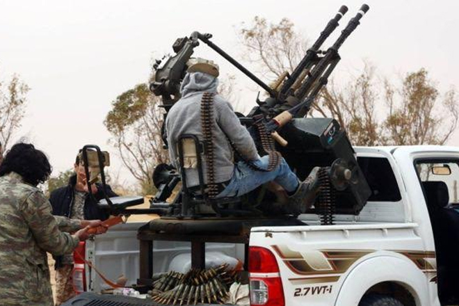 Libyan oil port of Sidra attacked by Islamic State