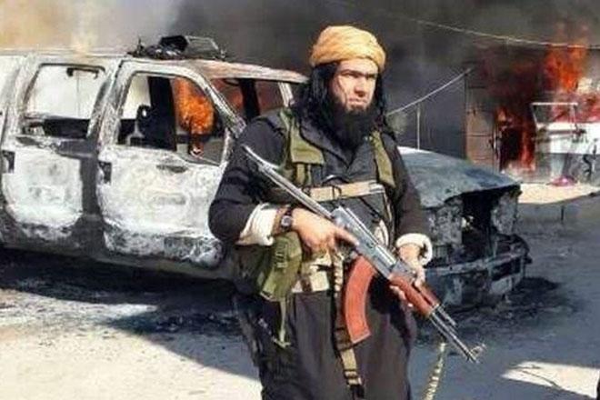 Islamic State leader in Iraq's Anbar killed, Pentagon says