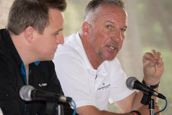 Sir Ian Botham hyped for CPL Charity Match