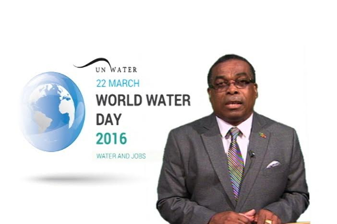 Water Day Address