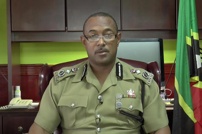 Statement by Mr. Ian M Queeley Commissioner of Police in response to a statement made by Hon. Marcella Liburd