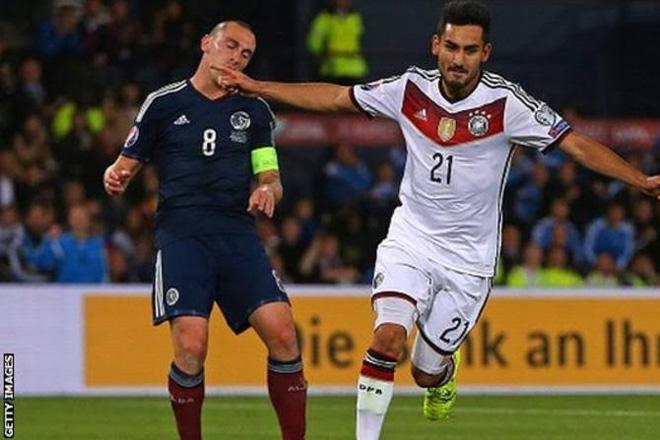 Euro 2016: Germany's Ilkay Gundogan set to miss tournament with knee injury