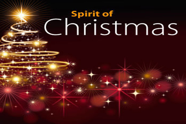 """""""In The Spirit Of Christmas"""""""