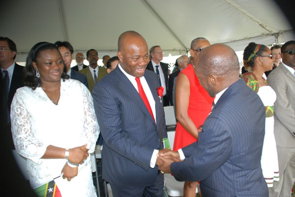 Strong ties between St. Kitts and Nevis and Nigeria highlighted in Akwa Ibom