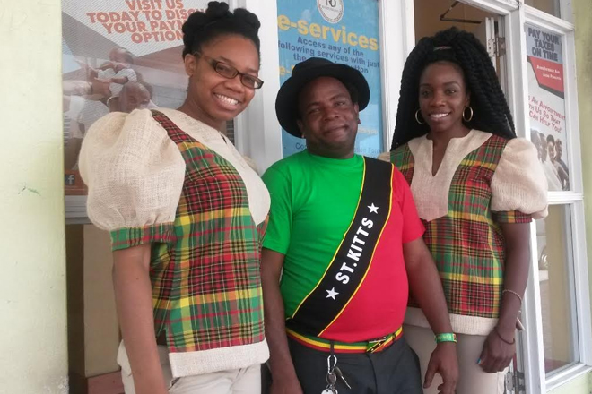 Citizens embrace National Colours Day