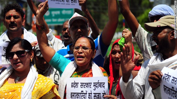 Indian family alleges gang rape, as PM Modi issues warning on words