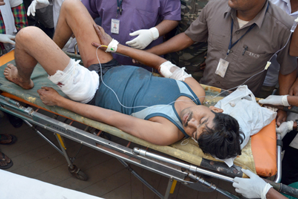 Police: Rebels kill 20 soldiers in central India