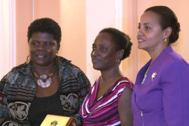 Int'l Women's Day Awards