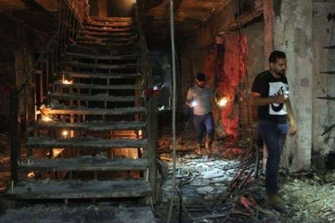 Iraq suicide bomb attack: Deaths in Baghdad rise to 165