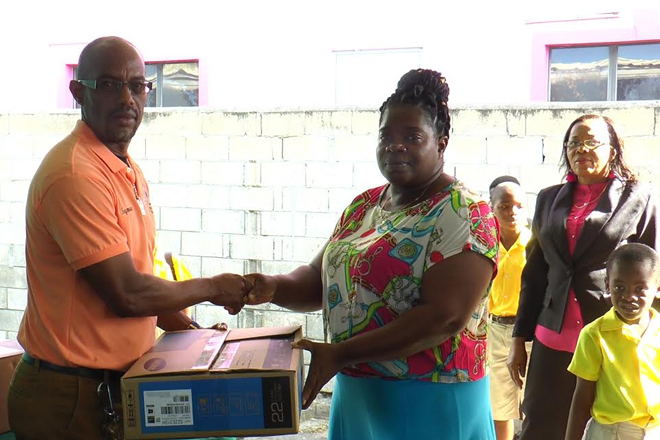 Irish Town Primary School Receives Brand New Computers