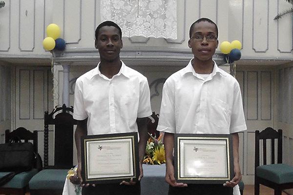 St. Kitts and Nevis Association of Houston (SKNAH) CXC Awards